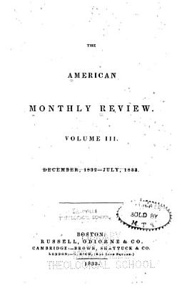 The American Monthly Review