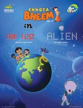 Chhota Bheem Vol. 11: The lost Alien