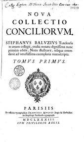 Nova Collectio Conciliorum