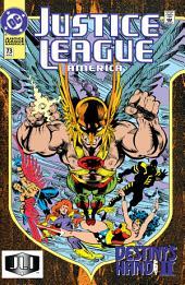 Justice League America (1987-) #73