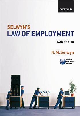Selwyn s Law of Employment PDF