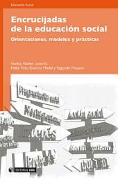 Encrucijadas de la educación social: Orientaciones, modelos y prácticas