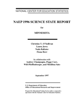 NAEP 1996 SCIENCE State Report for Minnesota PDF
