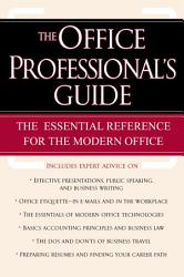 The Office Professional S Guide Book PDF