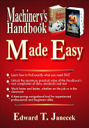 Machinery s Handbook Made Easy PDF