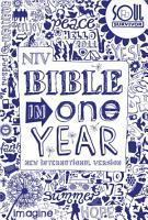 NIV Soul Survivor Bible In One Year PDF