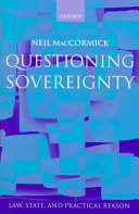 Questioning Sovereignty