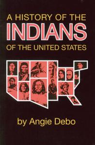 A History of the Indians of the United States Book