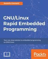 GNU Linux Rapid Embedded Programming PDF