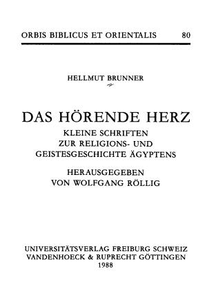 Das h  rende Herz PDF