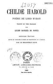 Childe Harold: poème de Lord Byron