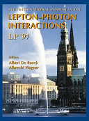 XVIII International Symposium on Lepton Photon Interactions PDF