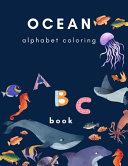 Ocean Alphabet Coloring Book PDF