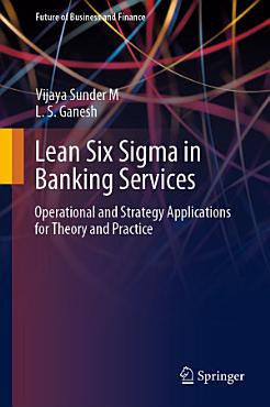 Lean Six Sigma in Banking Services PDF