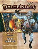 Pathfinder Adventure Path  Eyes of Empty Death  Abomination Vaults 3 Of 3   P2  PDF