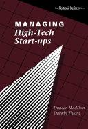 Managing High-Tech Start-Ups