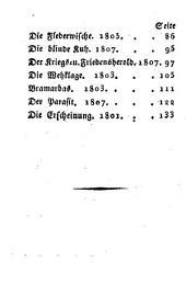 Neuere Gedichte: Volume 1
