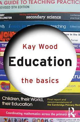 Education  The Basics PDF