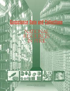 Geoscience Data and Collections