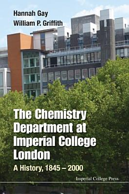 The Chemistry Department at Imperial College London PDF