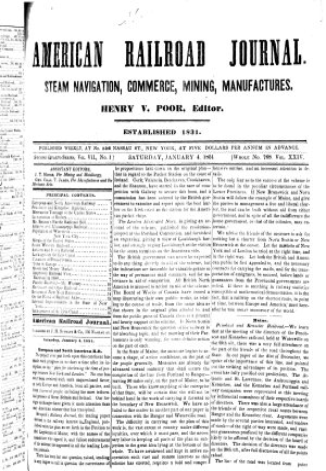 American Railroad Journal PDF