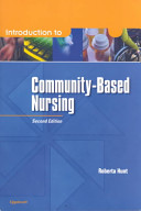 Download Introduction to Community based Nursing Book