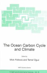 The Ocean Carbon Cycle And Climate Book PDF