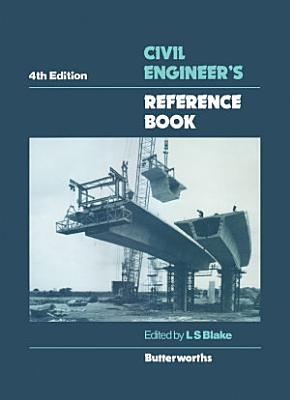 Civil Engineer s Reference Book