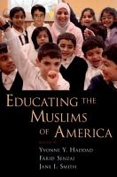 Educating the Muslims of America PDF