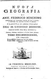 Nuova geografia, tradotta in lingua toscana da Gaudioso Jagemann: Volume 12