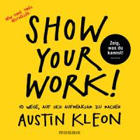 Show Your Work  PDF
