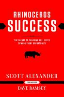 Rhinoceros Success PDF
