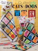 Quilted Cats Dogs Book PDF