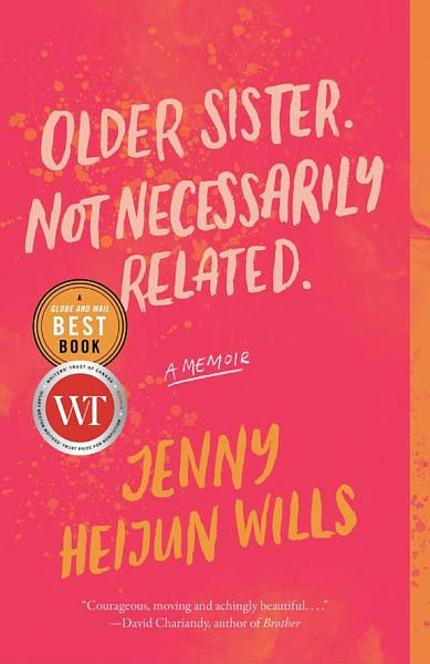 Download Older Sister  Not Necessarily Related Book