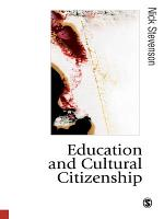 Education and Cultural Citizenship PDF