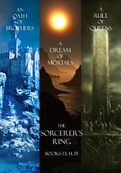 Sorcerer's Ring Bundle (Books 13, 14, 15)