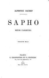Sapho: mœurs parisiennes