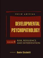 Developmental Psychopathology, Risk, Resilience, and Intervention