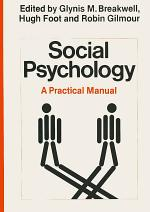 Social Psychology: A Practical Manual