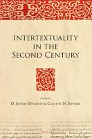 Intertextuality in the Second Century PDF
