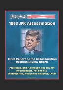 1963 JFK Assassination PDF
