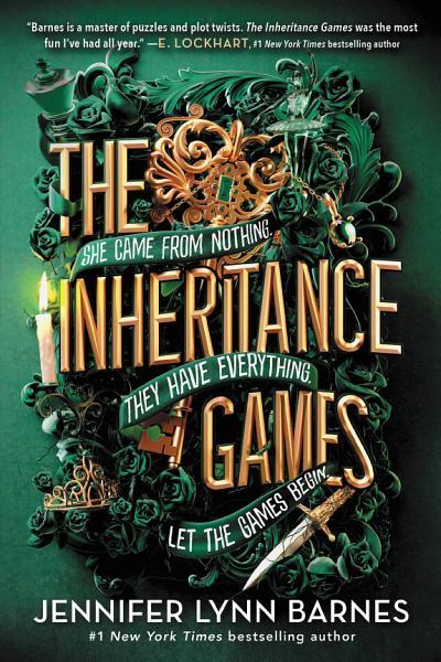 Download The Inheritance Games Book