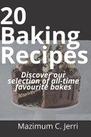 20 Baking Recipes