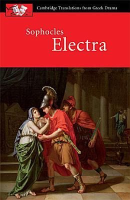 Sophocles  Electra PDF