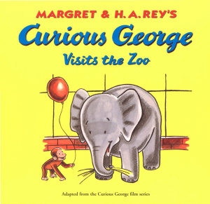 Curious George Visits the Zoo Book