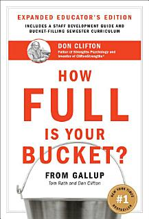 How Full Is Your Bucket  Educator s Edition Book