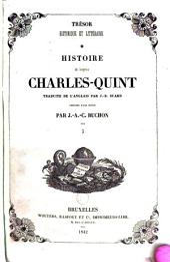 Histoire de l'empereur Charles-Quint: Volumes 3-4