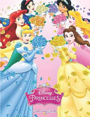 Disney Princess Coloring Book