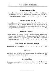 Catalogue du Musee Guimet: Pt. 1. Inde, Chine et Japon, precedee d'un apercu sur les Religions de l'extreme Orient et suivie d'un index alphabetique des noms des Divinites et des principaux termes techniques, Volume1