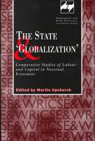 The State and Globalization PDF